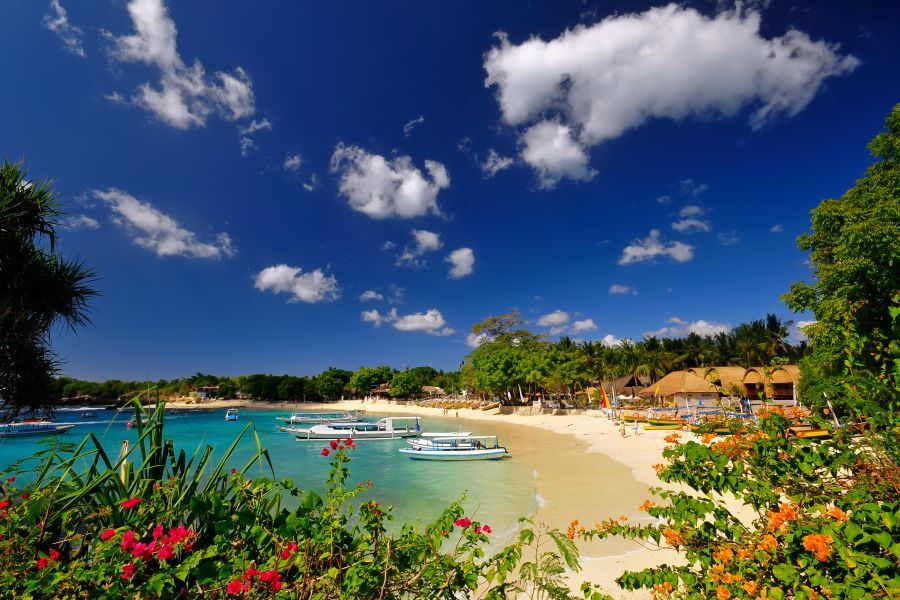 Indonesie Bali Beste reistijd strand