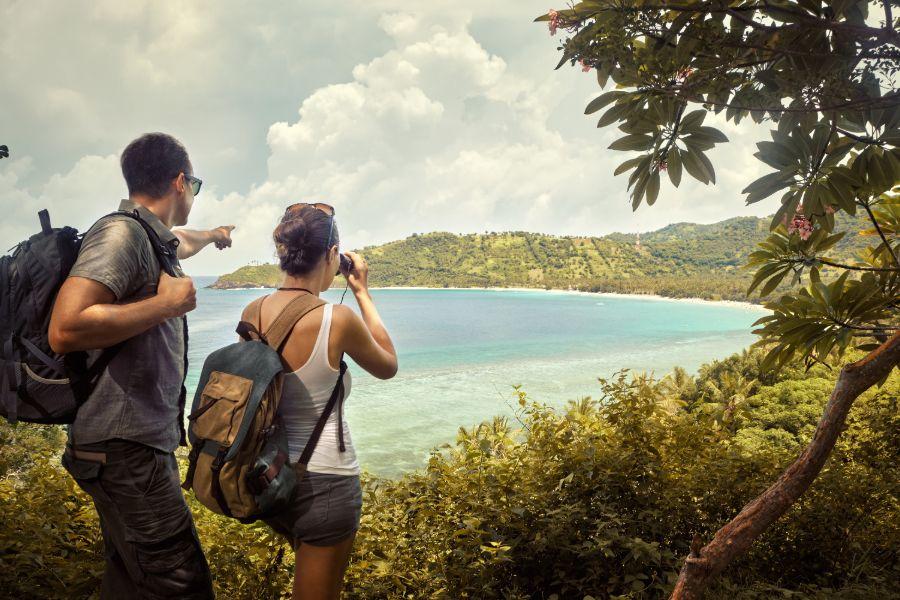 Indonesie Lombok toeristen