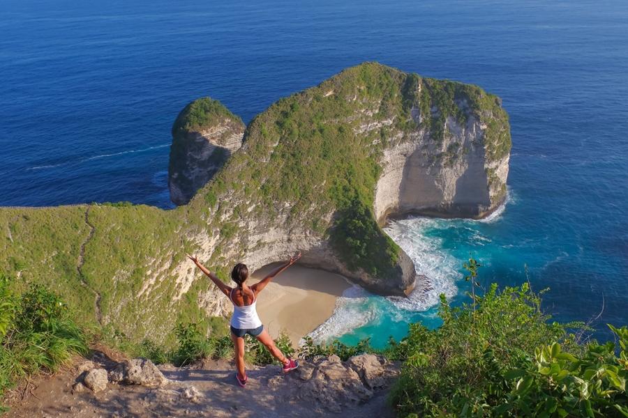 Indonesie Nusa Penida