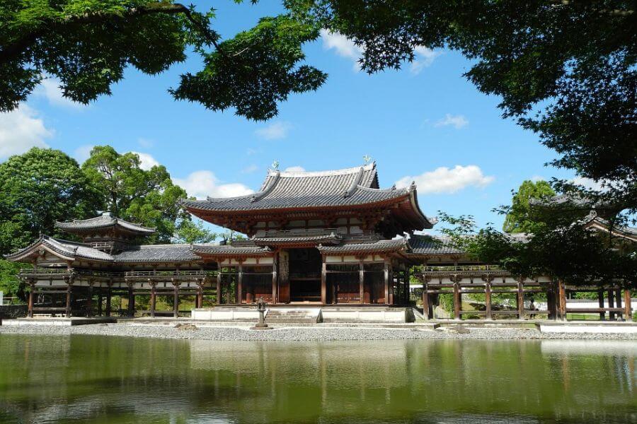 Japan Kyoto Uji Byodoin