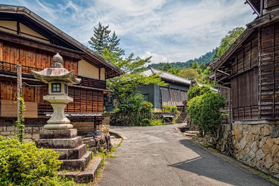 Dag 7: Hakone - Tsumago