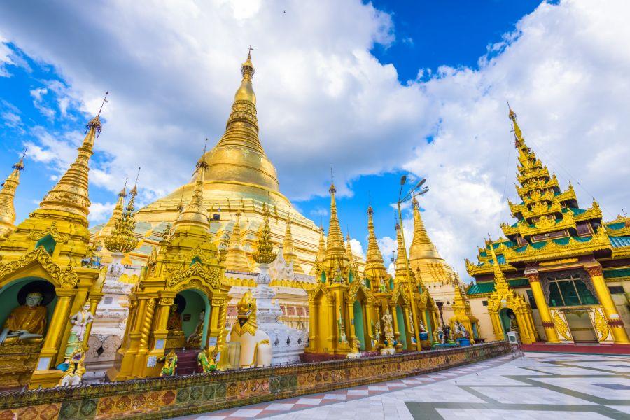 Dag 8: Inle Lake – Heho – Yangon