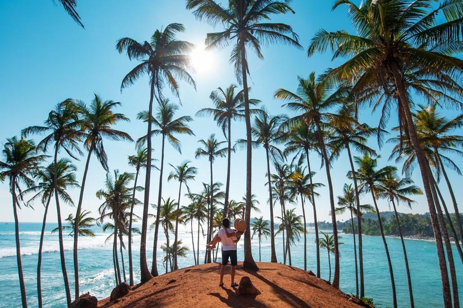 Vakantiebestemming Sri Lanka