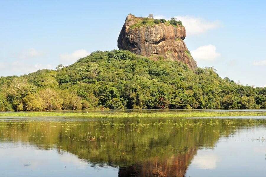 Sri Lanka Sigiriya Rots