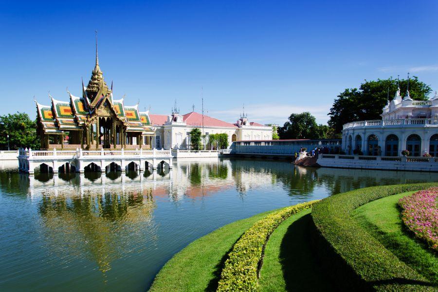 Thailand Bangkok Bang Pa In