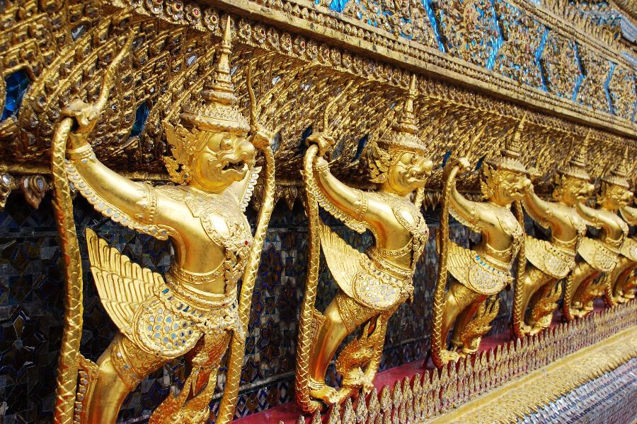 Thailand Bangkok Grand Palace 1