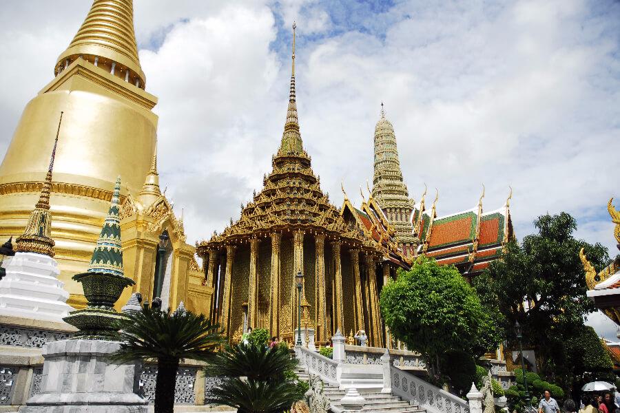 Dag 4: Bangkok - nachttrein naar Surat Thani