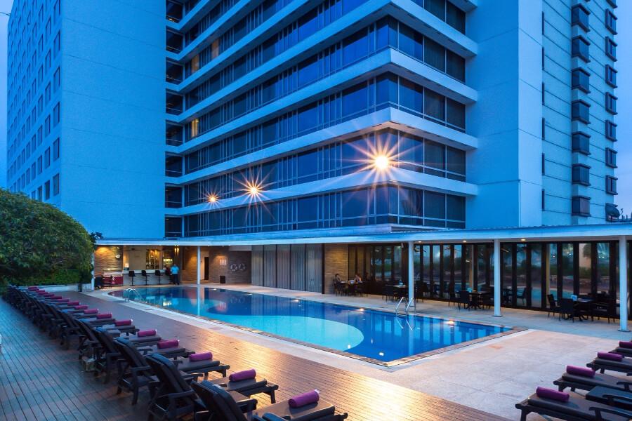 Thailand Bangkok Hotel Eastin Hotel Makkasan