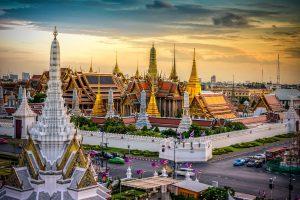 Grand Palace, tempels en kanalentocht