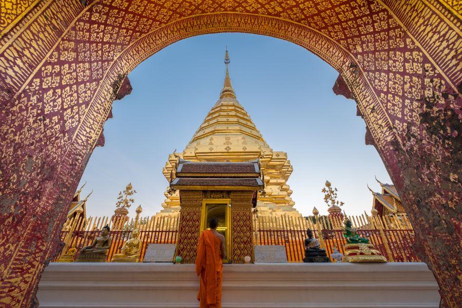 Dag 15: Chiang Mai - Vrije dag