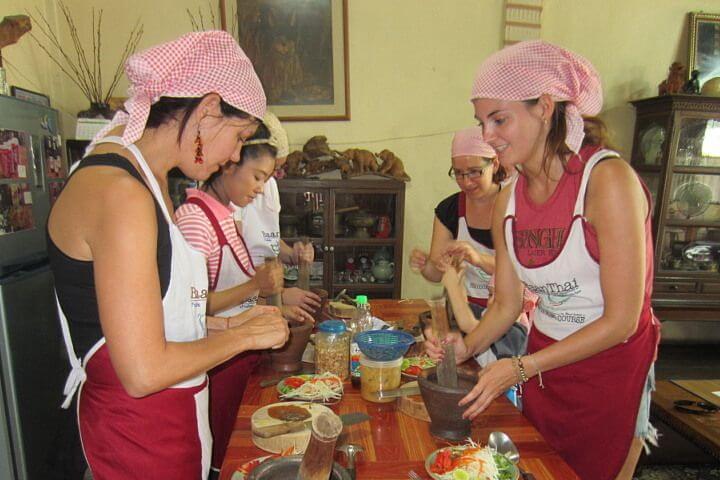 Thailand Chiang Mai Kookcursus