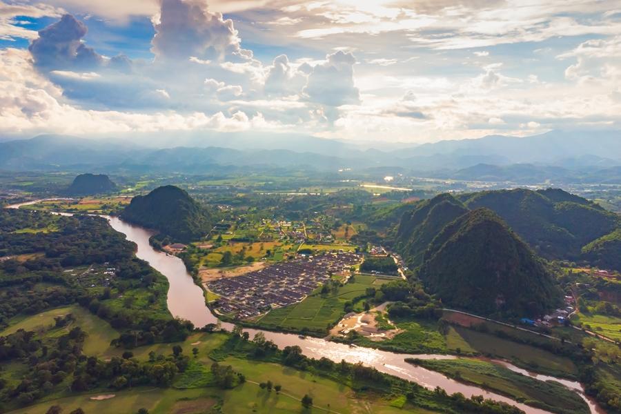 Dag 11: Chiang Rai  - Vrije dag