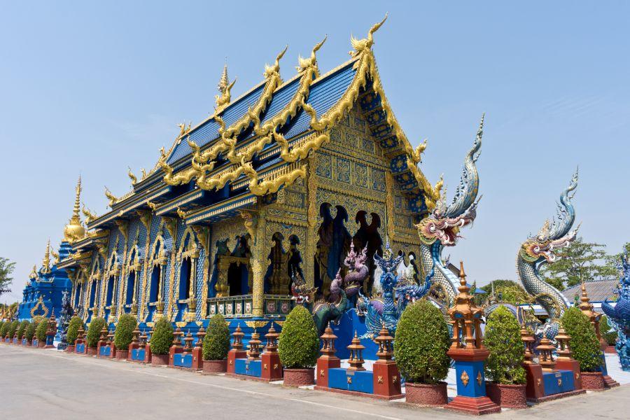 Dag 12: Chiang Rai – Chiang Mai