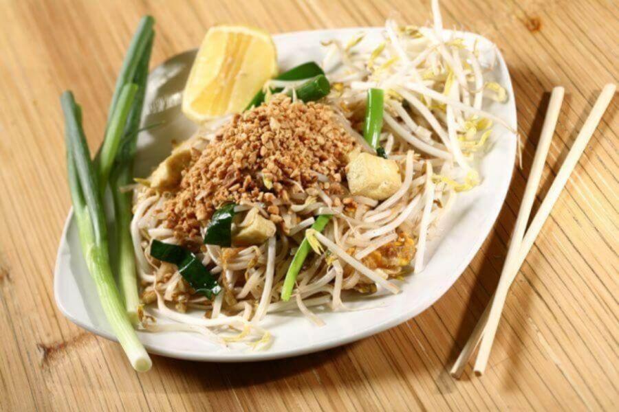 Thailand Eten Pad Thai