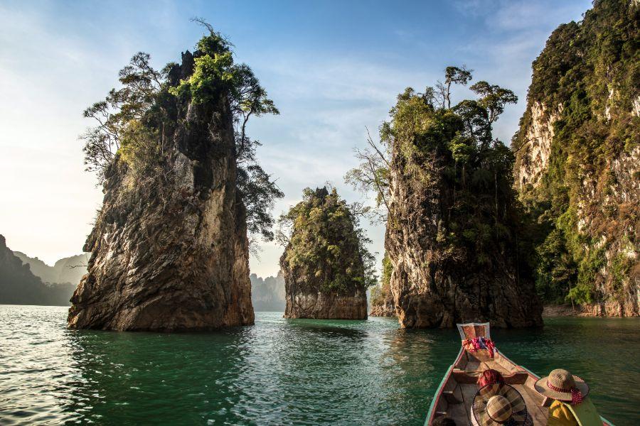 Thailand Khao Sok Cheow Lan