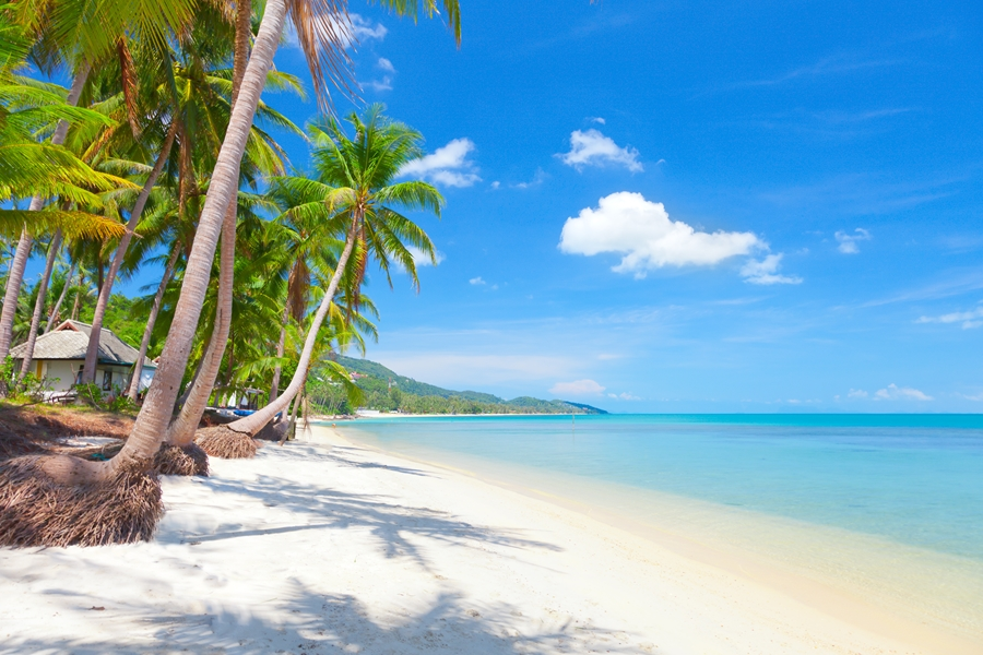 Thailand Koh Samui Strand 1
