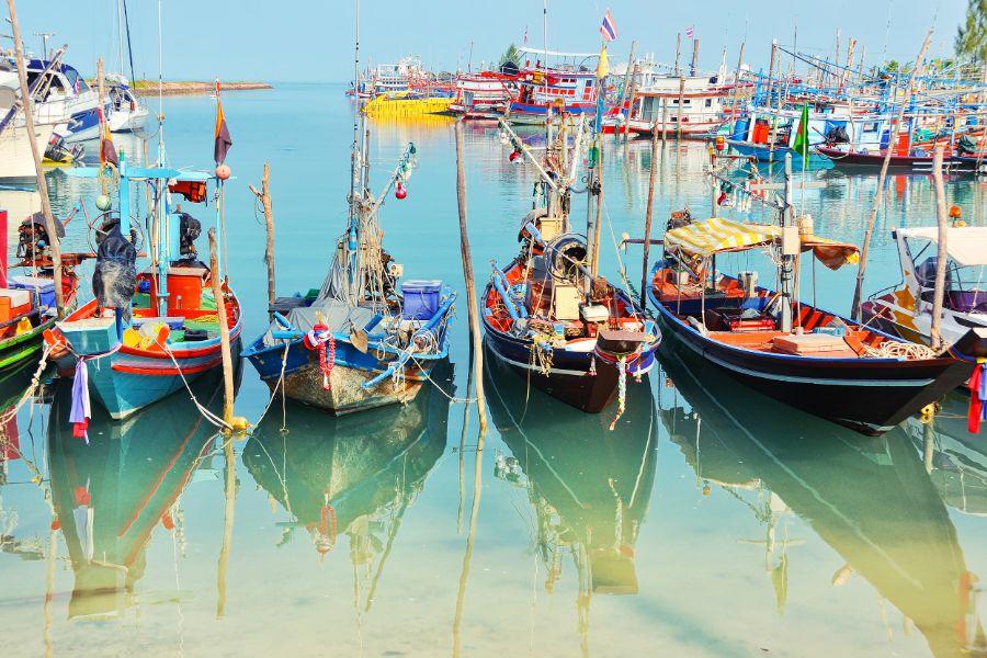 Dag 10: Cheow Lan Lake – Don Sak pier – Koh Samui