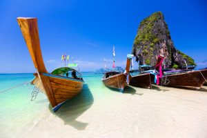 11-Daagse strandvakantie Bangkok en Krabi