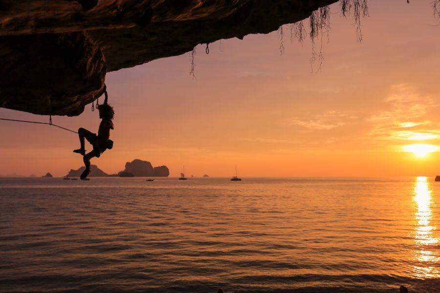 Dag 7: Cheow Lan Lake - Krabi