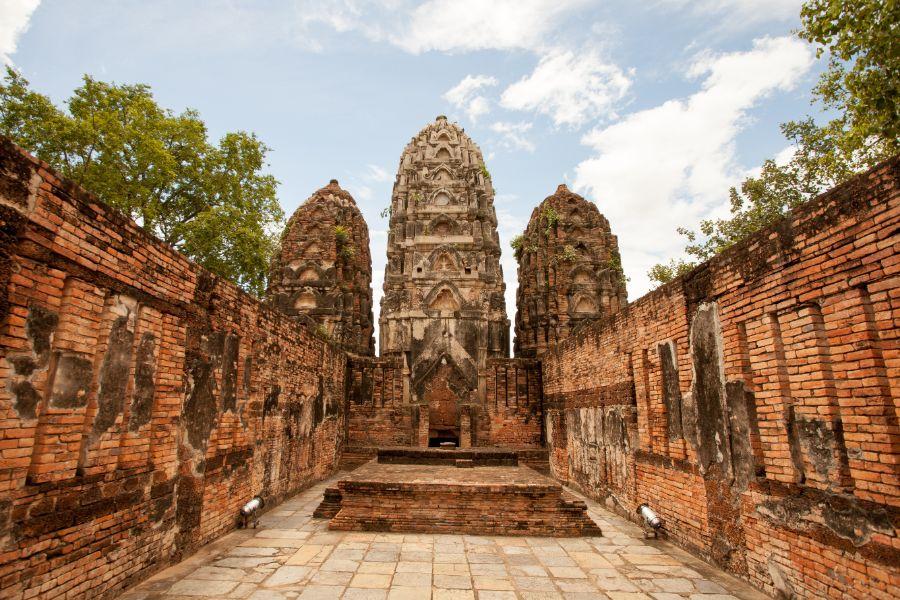 Dag 10: Sukhothai – Chiang Mai