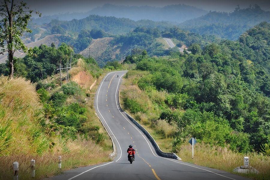Thailand Tour Nan Bo Klua Pua