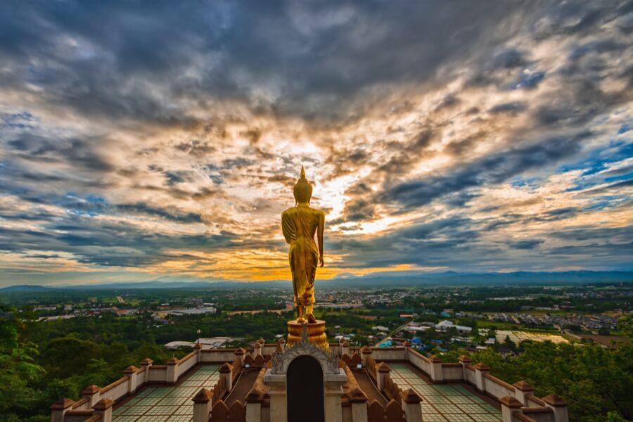 Dag 10: Nan (ochtend tour) – Chiang Rai