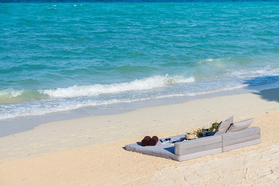 Thailand Trang Koh Kradan The Sevenseas resort