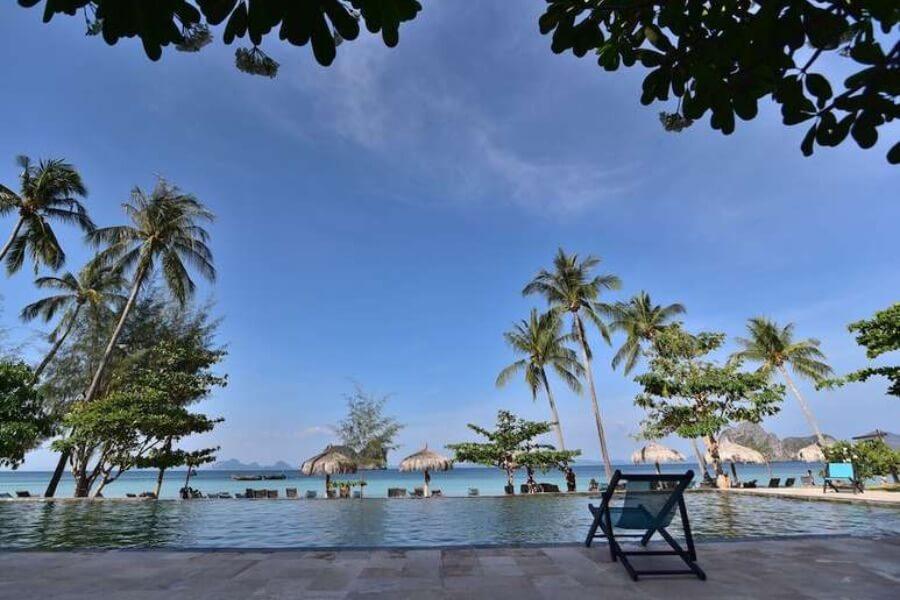 Thailand Trang Koh Ngai Thanya Beach Resort