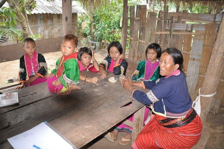 Thailand Trekking Chiang Dao 03