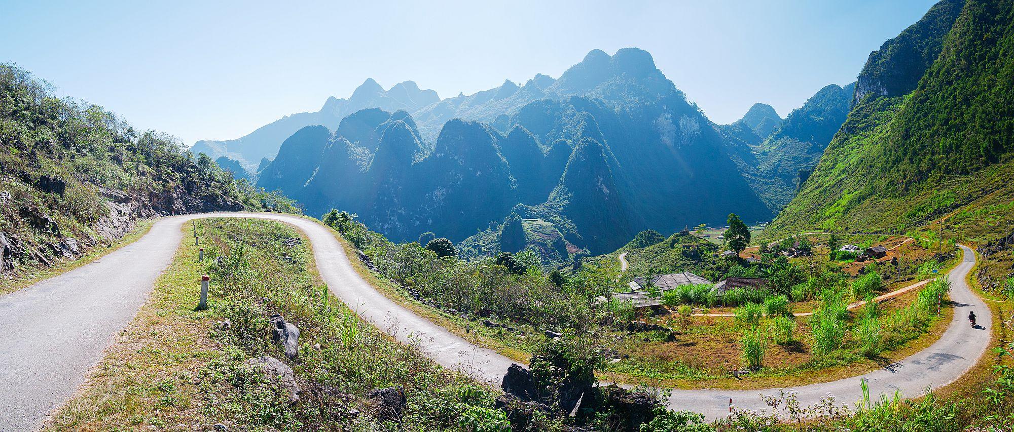 Vietnam Ha Giang Loop feautred image