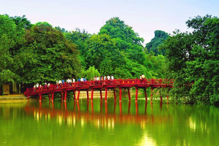 Dag 2: Hanoi