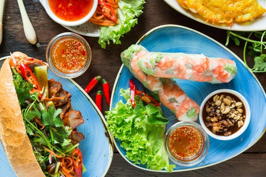 Vietnam Heerlijk eten