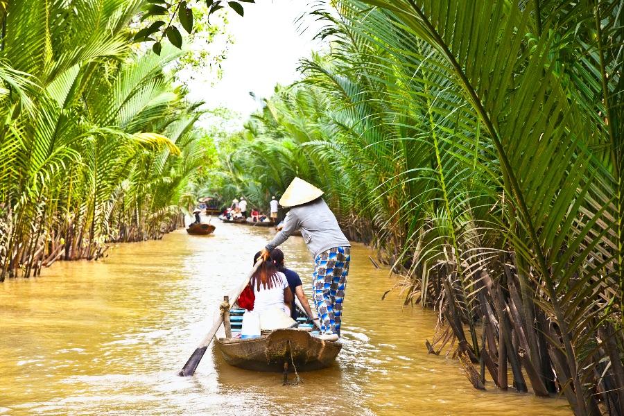 Dag 13-14: Ho Chi Minhstad