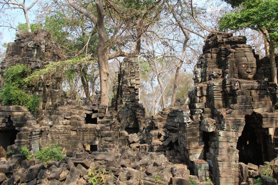 Dag 1: Siem Reap – Banteay Chhmar