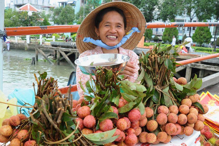 Dag 13: Tra On – Can Tho – Saigon