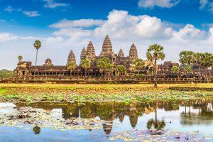 Blog artikel1 'Beste reistijd Cambodja'