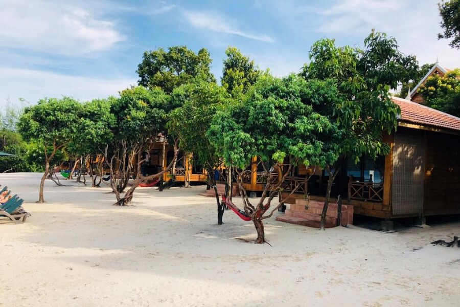 Dag 13: Kampot – Sihanoukville – Koh Rong