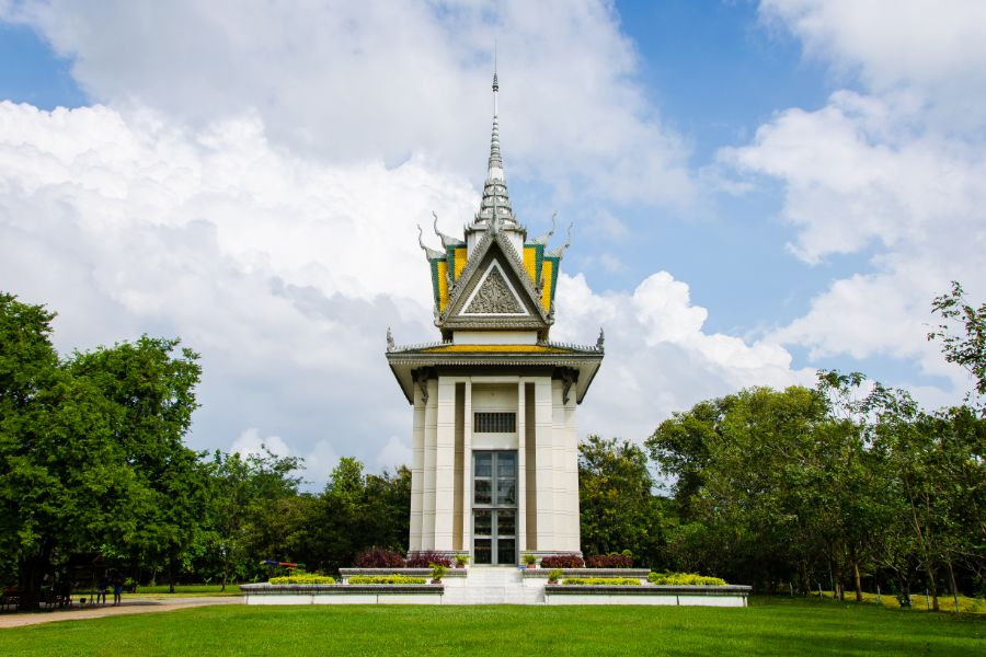 Cambodja Phnom Penh Killing Fields 1 1