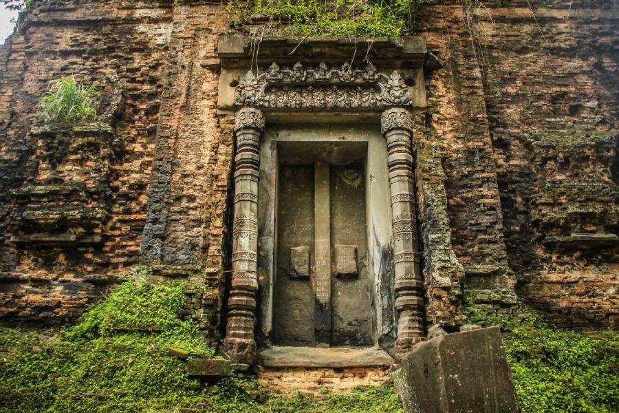 Cambodja Sambor Prei Kuk 3