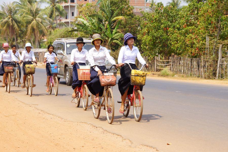 Cambodja Sambor Prei Kuk 5