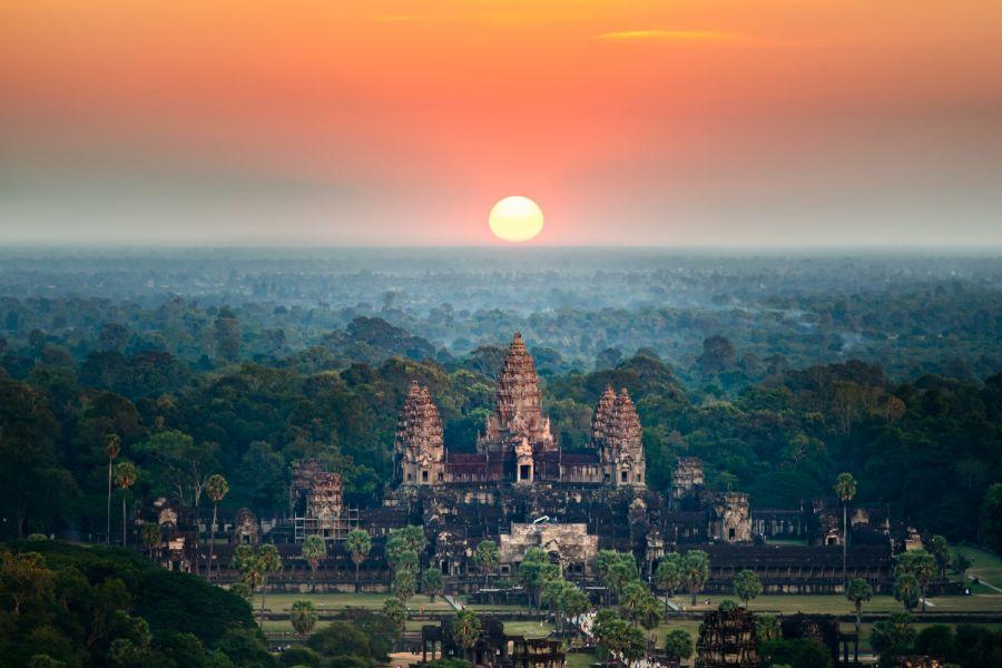 Gerelateerde tour 4-Daagse bouwsteen Siem Reap