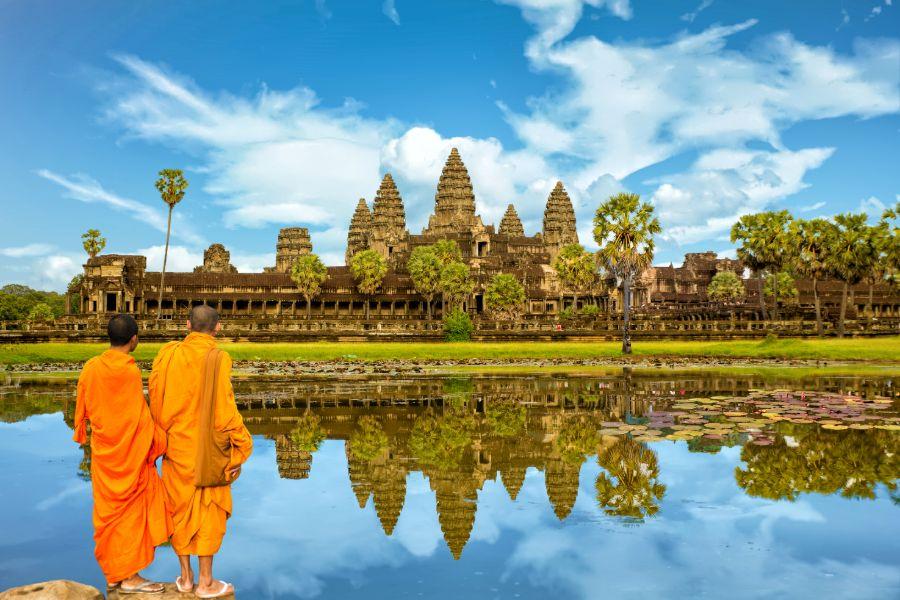 Dag 3: Siem Reap – Angkor – Siem Reap