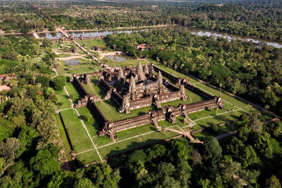Cambodja Siem Reap Angkor Wat 8