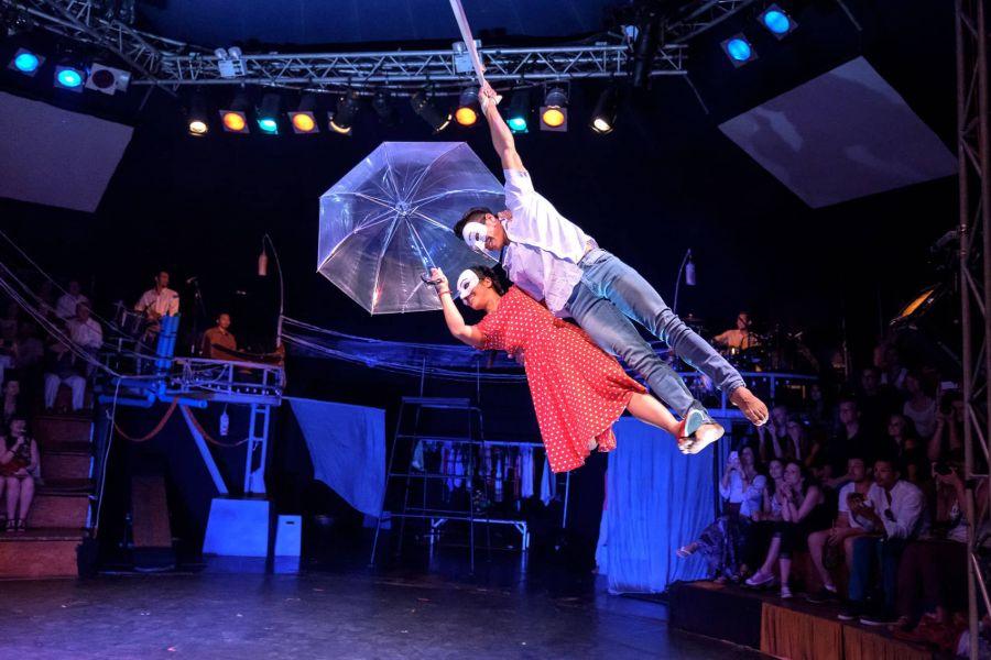 Cambodja Siem Reap Phare Circus