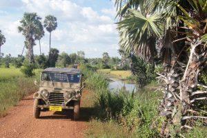 Avontuurlijke jeepsafari rondom Siem Reap