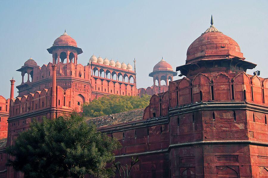 India Delhi Fietsen