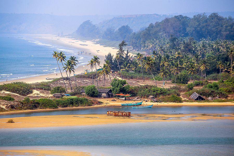 Goa Beach India 01