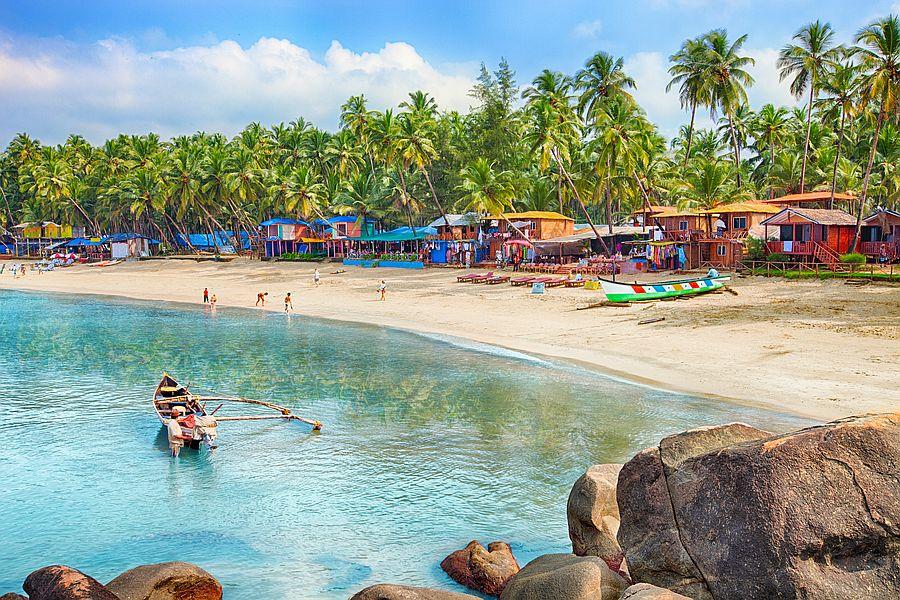 Goa Beach India 02