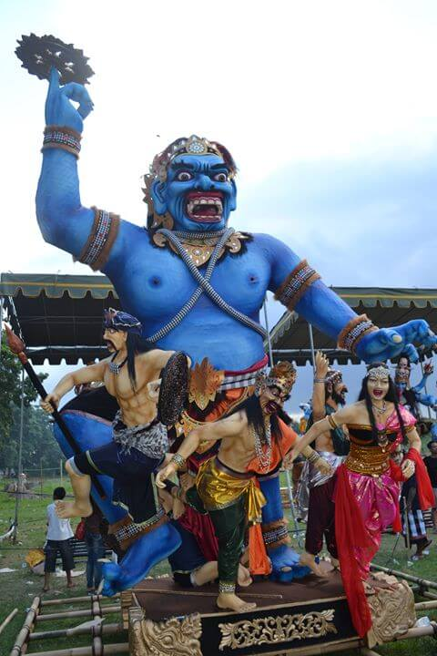 Indonesie Bali Nyepi 17