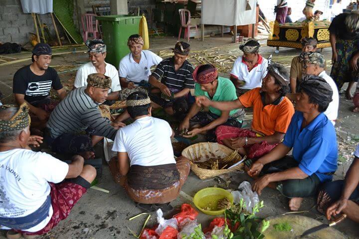 Indonesie Bali Nyepi 21